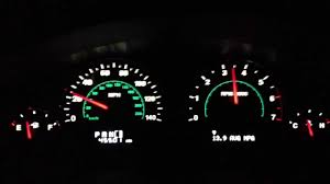 jeep grand cherokee wk 5 7l 20 95 acceleration youtube