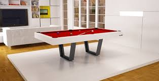 Convertible Pool Table by Pool Party Dinner U0026 Other Convertible Game Room Furniture