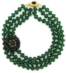 green wedding bridal accessories emerald jewelry pantone color