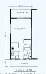 Studio Plans by Small Studio Apartment Floor Plans Studio Apartment Garage