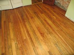 Uneven Floor Laminate Installation Reclaimed Flooring Chad U0027s Crooked House