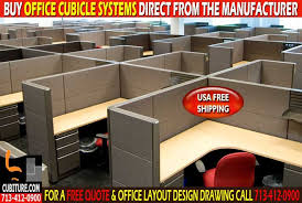 Usa Office Furniture by Buy Used Office Cubicle Systems Direct From The Manufacturer