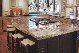 kitchen island sinks 8 rustic kitchen islands sink kitchen island design ideas