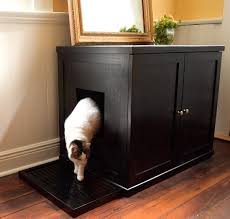 fancy litter boxes ferret litter box solution home sweet home