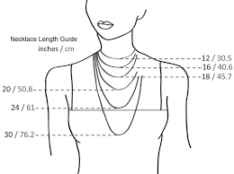 women necklace size images Sizing guide jpg
