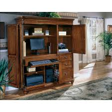 furniture target bookshelves with black computer armoire and