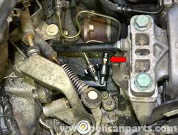 volkswagen golf gti mk iv bleeding your clutch slave cylinder