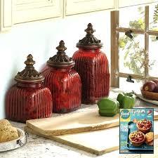 red kitchen canisters red kitchen canisters sets red kitchen canister sets ceramic