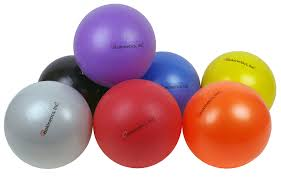 fitball exercise base small physical therapy equipment