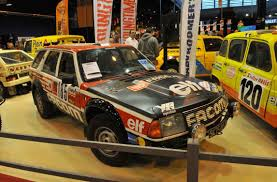 renault 18 4x4 v6 marreau salon rétromobile 2015 pinterest