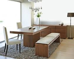 dining room sets with bench dining room tables bench seating big small dining room sets with