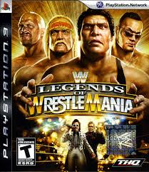 playstation 4 wrestlemania 32 review amazon com wwe legends of wrestlemania playstation 3 video games