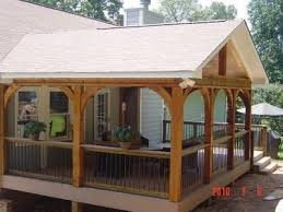 deck porch designs