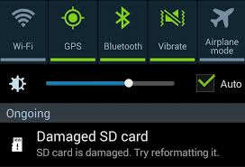 sd card android damaged sd card android fix blogtechtips