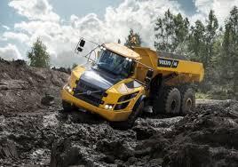 volvo haul trucks for sale volvo a40g mcclung logan equipment company inc