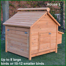 Rabbit Hutch With Detachable Run Rabbit Hutch With Run In Cages U0026 Enclosures Ebay