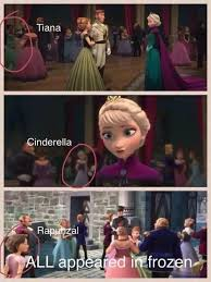 Frozen Movie Memes - bruh they re just going to their cousins wedding they are the same
