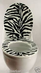 zebra print bathroom ideas image detail for zebra bathroom accessories ideas zebra