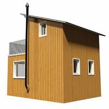 cabin blue prints contemporary cabin plans