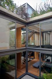 Court Yards Gallery Of House With Four Courtyards Andrés Stebelski