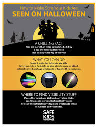 Halloween Safety Lights by Molalla Fire Molallafire Twitter