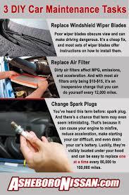 nissan altima 2016 wiper blades 3 diy car maintenance tasks asheboro nissan blog