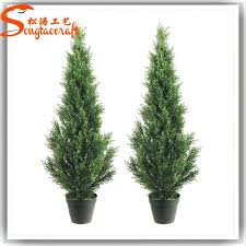 decorative trees for the home decorative pine trees home sintowin