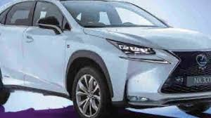 lexus crossover 2015 2015 lexus nx partially revealed in magazine before this month u0027s