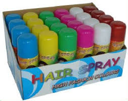 amazon com temporary hair color spray 3 oz case 24 cans