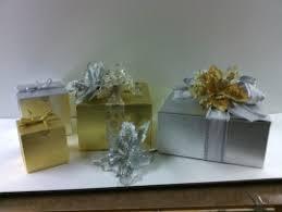 metallic gift box metallic gift boxes