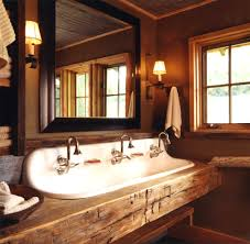 Bathroom Wall Sconces Lighting Ideas Rustic Bathroom Vanity Wall Sconces In Lights