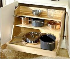 Kitchen Cabinet Pull Outs by 67 Cool Pull Out Kitchen Drawers And Shelves Shelterness Inside