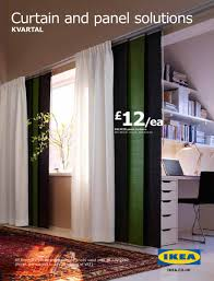 Ikea Window Panels by Curtain And Panel Solutions 2010 By Ikea Uk
