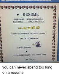 Funny Email Addresses On Resumes 25 Best Memes About Barrister Barrister Memes