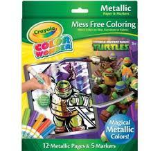 tmnt wrapping paper mutant turtles storvyn kids