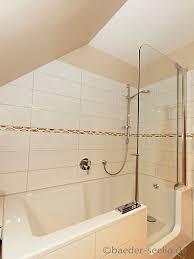badezimmer hamburg badewanne mit tür in der dachschräge badezimmer in hamburg
