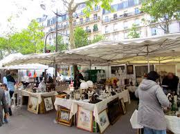 Brocante Vintage Paris 11 A Saturday Brocante In Paris
