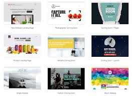 landing page templates for blogger to create a powerful landing page in under an hour