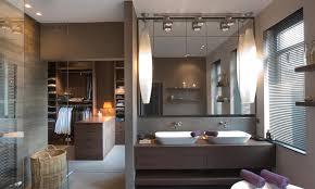 chambre avec dressing et salle de bain grand espace semi ouvert salle de bain dressing greenarch