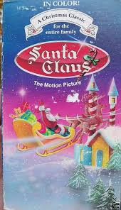 santa claus the motion picture vhs the o u0027jays the motion and