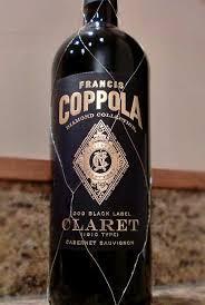 francis coppola claret bob s brew and liquor reviews francis coppola claret