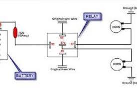 3 g horn relay wiring diagram wiring diagram