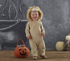 Lion Halloween Costume Toddler Baby Lion Costume Pottery Barn Kids
