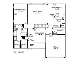 custom house floor plans riverside house plan schumacher homes