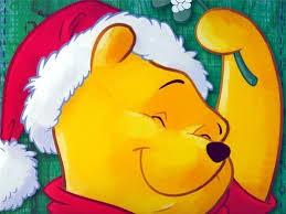 christmas winnie pooh learntoride