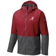 Alabama Crimson Tide Home Decor by Columbia Alabama Crimson Tide Roan Mountain Jacket