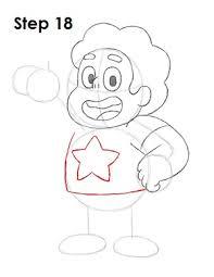draw steven universe