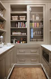 pantry ideas for kitchens warm white kitchen design gray butler s pantry home bunch