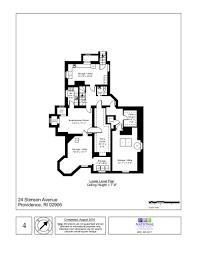 floor plans 24 stimson avenue