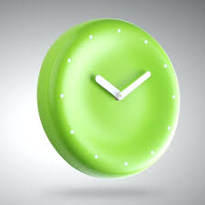 cool wall clock wall clock green u2013 digiscot
